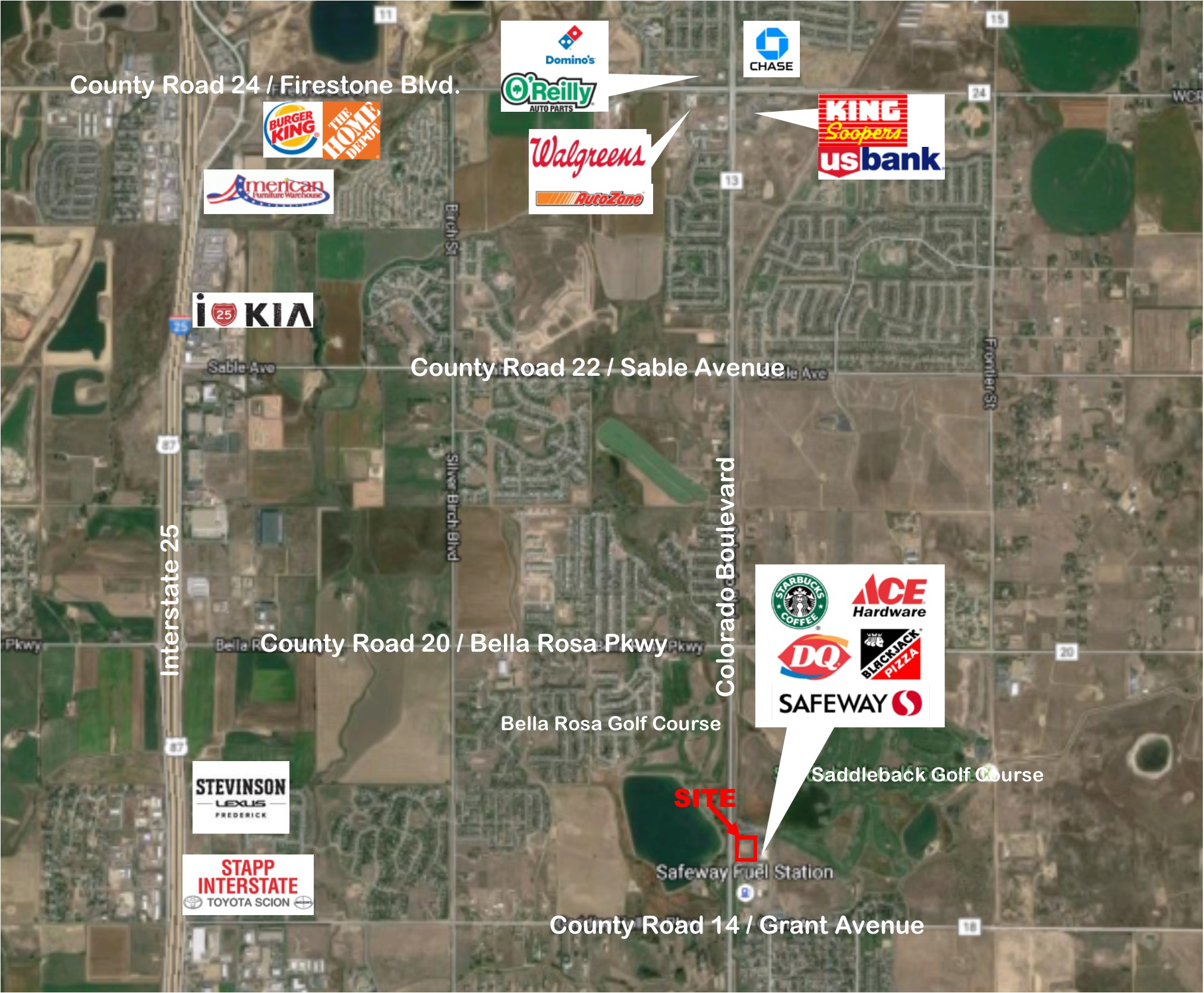 Firestone 80520 Land For Sale